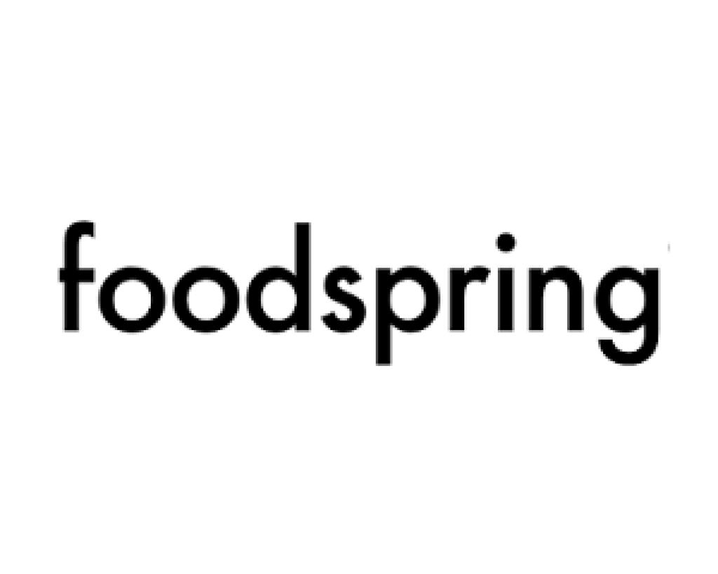 Foodspring soldes hiver 2021