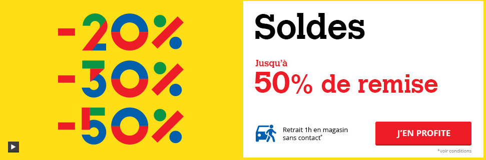 soldes hiver darty